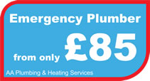 Emergency plumbers in Shepshed